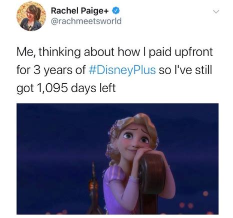 """36 """"Disney Plus And Thrust"""" Memes Because """"Netflix & Chill"""