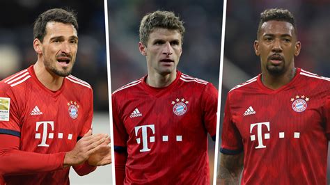 Explained: Why Bayern stars Muller, Boateng & Hummels were