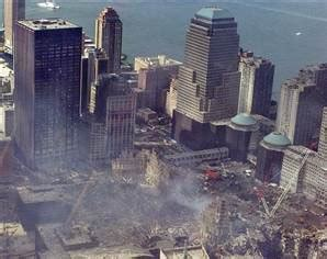 Contaminated tower looms at WTC site - US news - Life